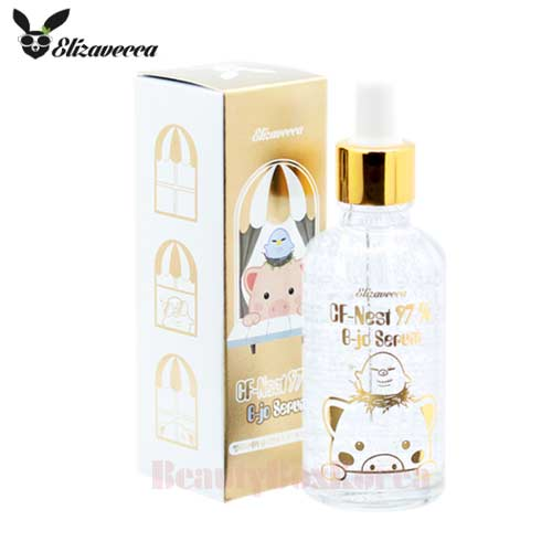 ELIZAVECCA Gold CF-Nest Extract 97% B-jo Serum 50ml,ELIZAVECCA