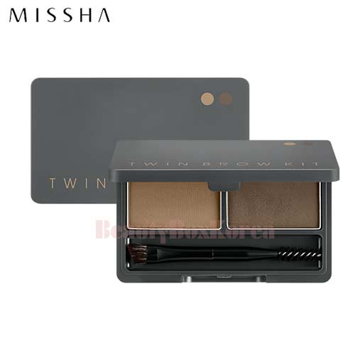 MISSHA Twin Brow Kit 4.4g