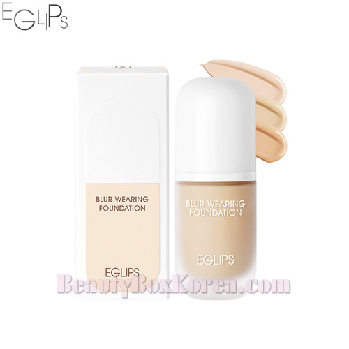 EGLIPS Blur Wearing Foundation SPF 30 PA++ 30ml,EGLIPS