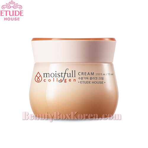 ETUDE HOUSE Moistfull Collagen Cream 75ml, ETUDE HOUSE