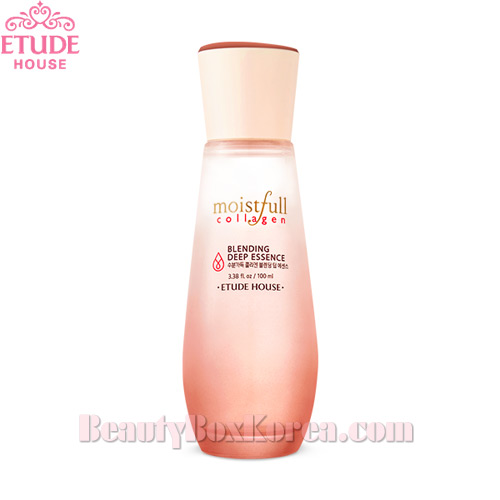 ETUDE HOUSE Moistfull Collagen Blending Deep Essence 100ml, ETUDE HOUSE