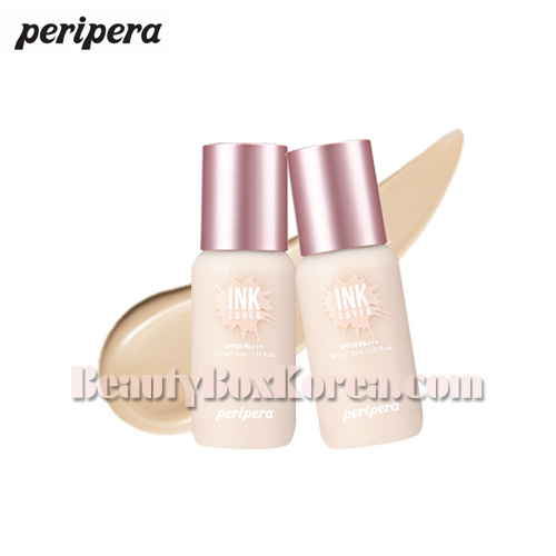 PERIPERA Inklasting Cover Foundation 30ml
