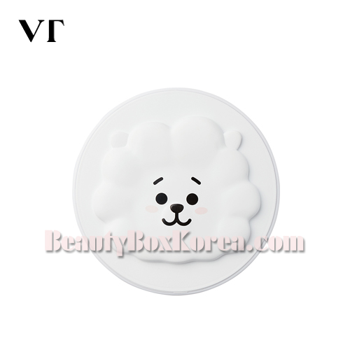 VT COSMETICS BT21 Real Wear Cover Cushion 12g[VTxBT21 Limited](PRE-ORDER)
