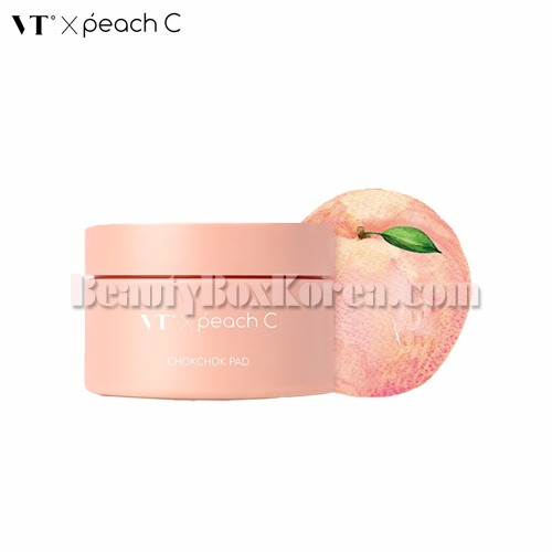 VTxPEACH C Chokchok Pad 55g 50sheet,PEACH C