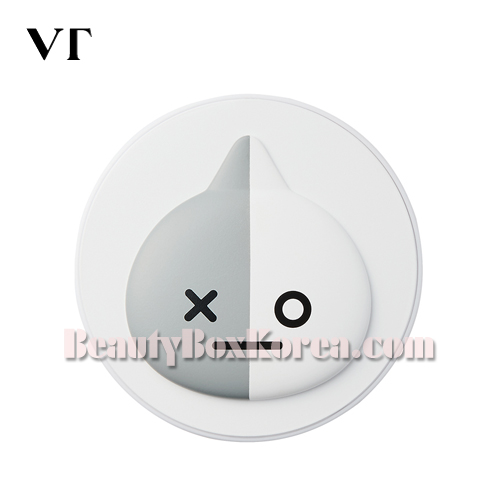 VT COSMETICS BT21 Cooling Fit Sun Cushion 10g[VTxBT21 Limited](PRE-ORDER)