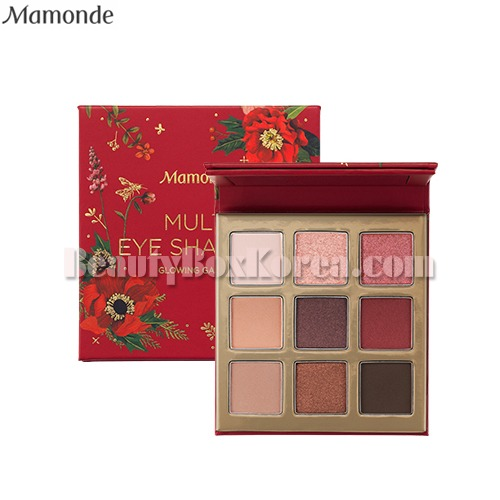 MAMONDE Multi Eyeshadow Palette 10.8g[Holiday Collection],MAMONDE