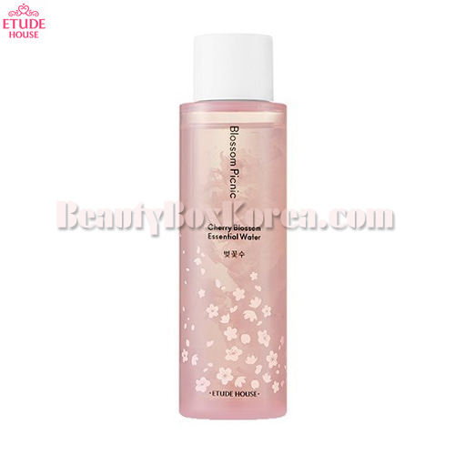 ETUDE HOUSE Cherry Blossom Essential Water 150ml[Blassom Picnic][Online Excl.],ETUDE HOUSE