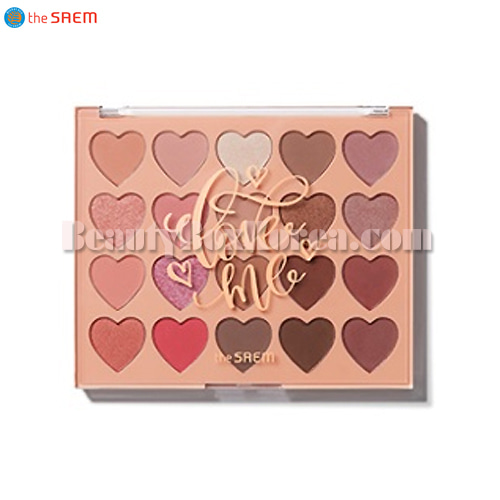 THE SAEM Love Me Shadow Palette 30g[Love Days],THE SAEM