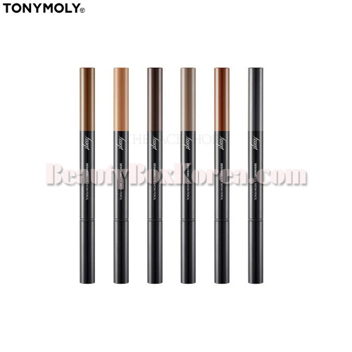THE FACE SHOP Designing Eyebrow Pencil 0.3g,THE FACE SHOP