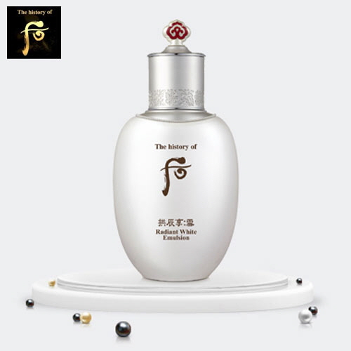 THE HISTORY OF WHOO Radiant White Emulsion 110ml, THE HISTORY OF WHOO