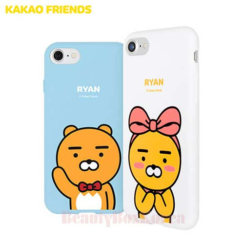 KAKAO FRIENDS 8Kinds Soft Jelly Phone Case,KAKAO FRIENDS,Beauty Box Korea