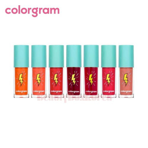 COLORGRAM Thunder Ball Tint Lacquer 3.5g