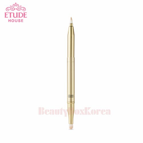 ETUDE HOUSE Colorful Drawing Dual Lip Brush 1ea