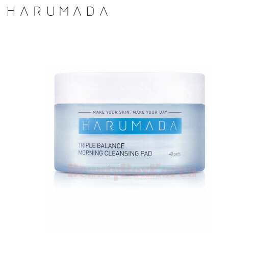 HARUMADA Triple Balance Morning Cleansing Pad (40ea)