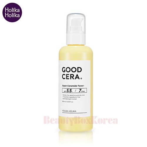 HOLIKAHOLIKA Good Cera Super Ceramide Toner 180ml