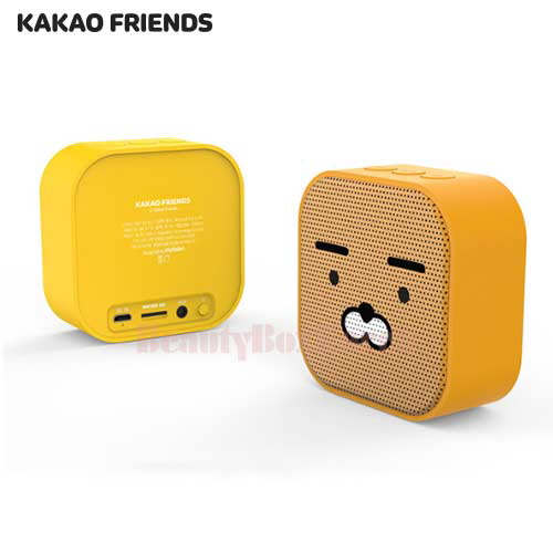 KAKAO FRIENDS Square Bluetooth Speaker 130g