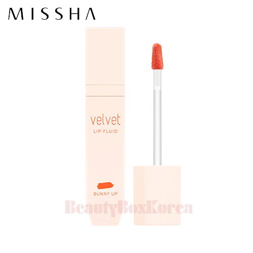 MISSHA Velvet Lip Fluid 4.5ml