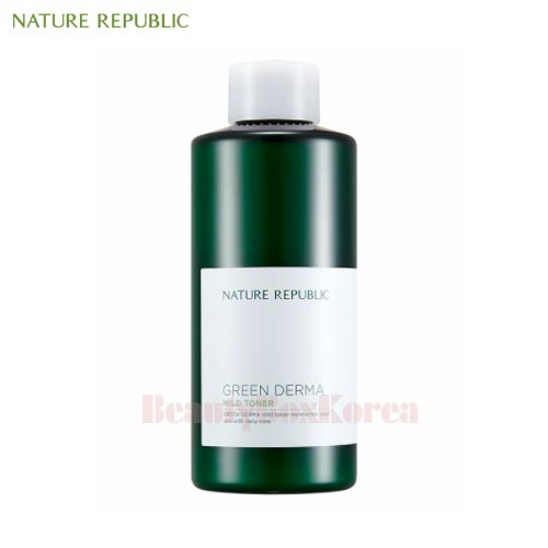 NATURE REPUBLIC Green Derma Mild Toner 200ml