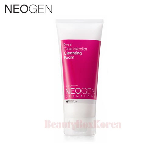 NEOGEN Real Cica Micellar Cleansing Foam 200ml