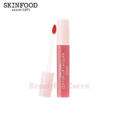 SKINFOOD Vita Color Cotton Lip Lacquer 4.3g