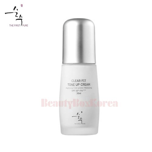 SOONSOO COSMETICS Clear Fit Tone UP Cream 30ml