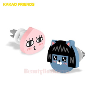 KAKAO FRIENDS Magnetic Car Holder 1ea,Beauty Box Korea