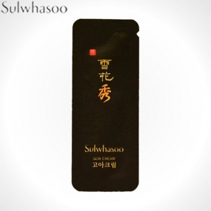 [mini] SULWHASOO GOA Cream 1ml*10ea, SULWHASOO
