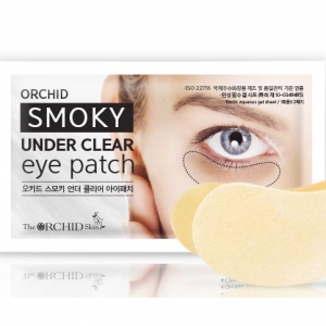 THE ORCHID SKIN Orchid Smoky Under Clear Eye Patch 2ea, THE ORCHID SKIN
