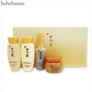 [mini] SULWHASOO Basic Kit (4 Items), SULWHASOO