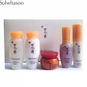 [mini] SULWHASOO Basic Kit (5 Items), SULWHASOO