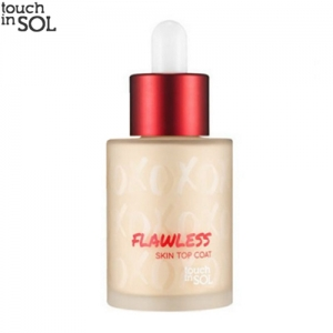 TOUCH IN SOL Flawless Skin Top Coat 35ml, TOUCH IN SOL
