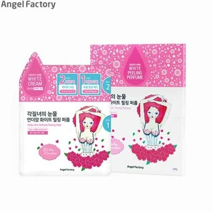 ANGEL FACTORY Under-arm White Peeling Perfume 5sheets (1box) , ANGEL FACTORY