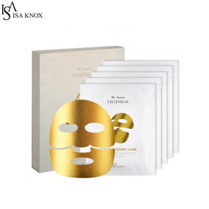 ISA KNOX The Premier Cellenium Golden Therapy Mask 25g*5, ISA KNOX