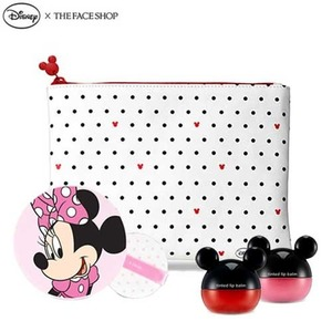 THE FACE SHOP Limited items BBK Value Pack - Minnie Set (Disney Collaboration),Beauty Box Korea