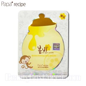 PAPA RECIPE Bombee Whitening Honey Mask Pack 25g, PAPA RECIPE