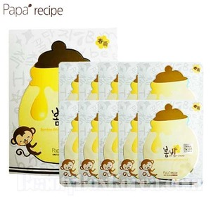 PAPA RECIPE Bombee Whitening Honey Mask Pack 25g *10ea, PAPA RECIPE