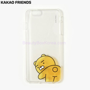 KAKAO FRIENDS Clear Case (iPhone 7 Plus) - Ryan,Beauty Box Korea