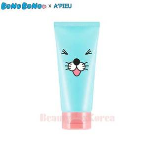 A'PIEU Deep Clean Foam Cleanser (Moist )130ml [BonoBono Edition]