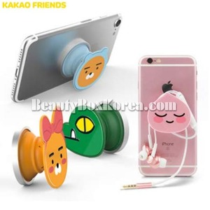 KAKAO FRIENDS Smart Slim Grip Tok 1ea,Beauty Box Korea