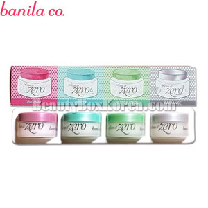 [mini] BANILA CO. Clean It Zero Special Kit 4items
