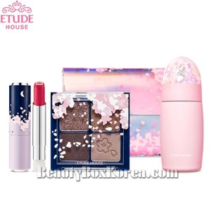 ETUDE HOUSE Cherry Blossom Night Kit 5items [Cherry Blossom Edition],ETUDE HOUSE,Beauty Box Korea