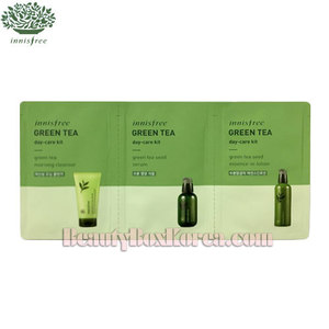 [mini] INNISFREE Green Tea Day-Care Kit 2ml*3,INNISFREE