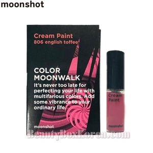 [mini] MOONSHOT Cream Paint 1ea