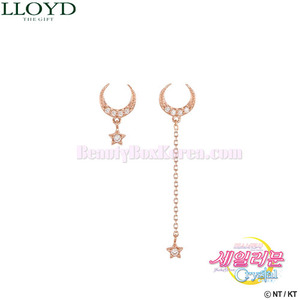 LLOYD Rosemoon Earrings 1pair LPTH2041T [LLOYD x Sailor Moon]