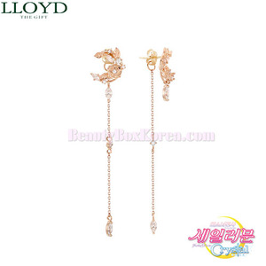 LLOYD Rosemoon Earrings 1pair LPSH2051G [LLOYD x Sailor Moon]