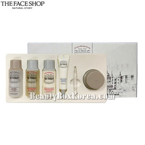 [mini] The face shop The Therapy Anti-Aging Formula Special Kit 5items,Beauty Box Korea