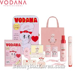 VODANA Perfect Hair Kit 11items [Esther Loves You]