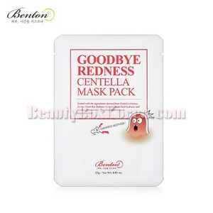BENTON Goodbye Redness Centella Mask Pack 23g