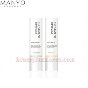MANYO FACTORY Treatment Lip Balm 3.4g,Beauty Box Korea