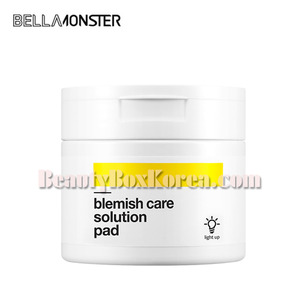 BELLAMONSTER Blemish Care Solution Pad 155ml (70ea)